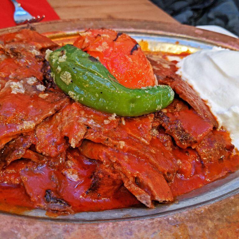 Chef's Special - Iskender Kebab